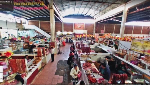 Mercado de Artesanias de Santo Domingo