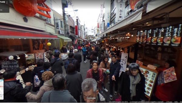 Toyosu Market, Tokyo, Japan