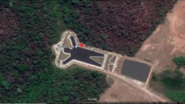 Giant Human Pool